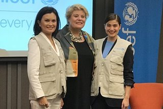 Anne Curtis, Daphne Osena-Paez now UNICEF national goodwill ambassadors