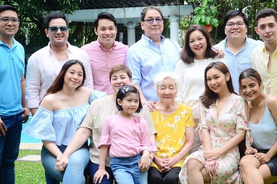 Joey de Leon's mother passes away