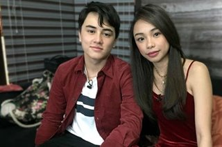 Edward, may Valentine's Day promise kay Maymay