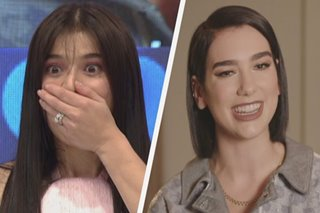 WATCH: Anne Curtis gets birthday greeting from Dua Lipa