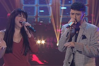 WATCH: Regine, Billy team up for Alicia Keys cover on 'ASAP'