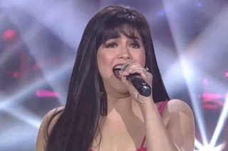 WATCH: Regine, Sarah belt out heartbreak songs