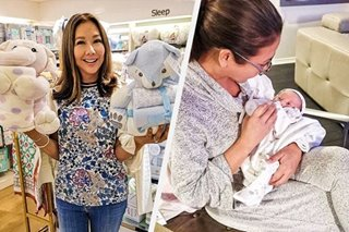 Korina Sanchez explains why it took her so long to have a baby