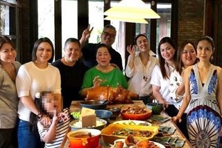 LOOK: Gretchen Barretto throws 'thanksgiving party' for Nicko Falcis