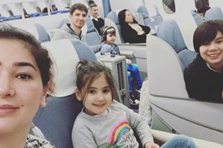 LOOK: Jackie Forster, family move to China