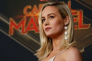'Captain Marvel' star Brie Larson pushes for off-screen inclusion