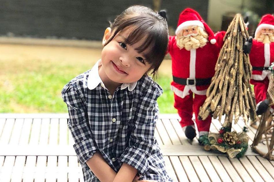 Vietnamese website lists Zia Dantes among 'most beautiful kids' of Asian celebrities