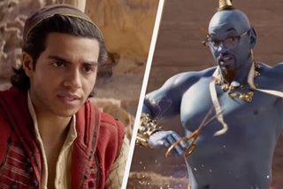 WATCH: First full trailer for Disney's 'Aladdin' live-action movie