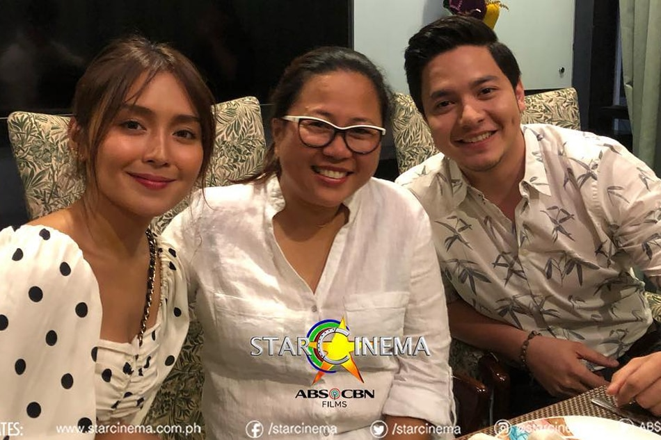 It's official! Kathryn, Alden to be paired in a movie