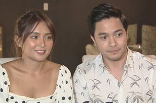 KathDen nahirapan sa shoot ng 'Hello, Love, Goodbye'