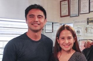'It's Bujoy and Ned!' Marvin Agustin, Jolina Magdangal to reunite for movie