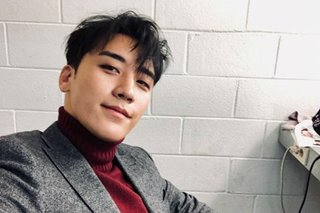 Scandal-ridden K-pop star Seungri enlists in army