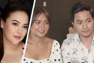 Karla Estrada all out support for upcoming Kathryn-Alden movie