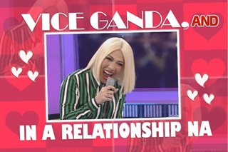 Vice Ganda, in a relationship na