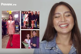 'Akala ko ang ganda ko!' Kathryn cringes over past OOTDs