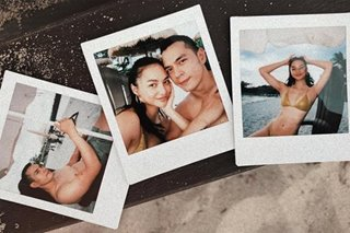 'Finally!' Kylie Verzosa posts photo with Jake Cuenca for the first time