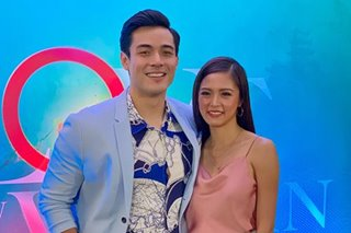 'I'm happy to be back': Xian Lim reunites with Kim Chiu in new series