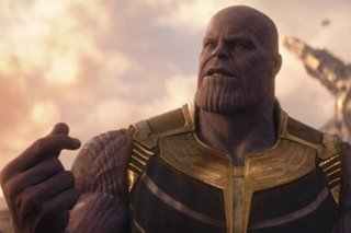 Thanos, 'Avengers: Endgame' make competition disappear from PH cinemas