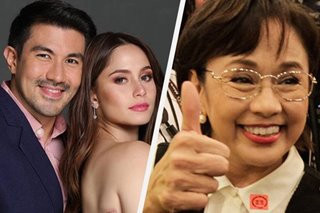 Did you know? Vilma Santos once saved Jessy Mendiola from fire