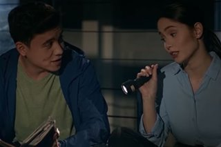 Movie review: Jessy Mendiola, Arjo Atayde save problematic 'Stranded'