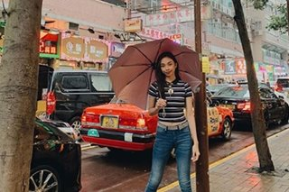 Maymay, may 'awra moments' sa Hong Kong