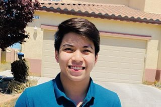 Nash Aguas now owns a house in Las Vegas