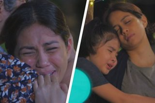 WATCH: Kaye Abad's heartbreaking exit from 'Nang Ngumiti Ang Langit' tops Twitter trends