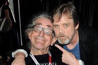 Peter Mayhew, actor who played Chewbacca in 'Star Wars' movies, dies