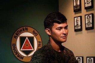 Matteo, binisita ang mga sugatang sundalo sa Davao City