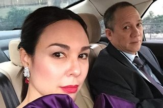'I didn't have to work': Gretchen Barretto thanks partner Tonyboy Cojuangco
