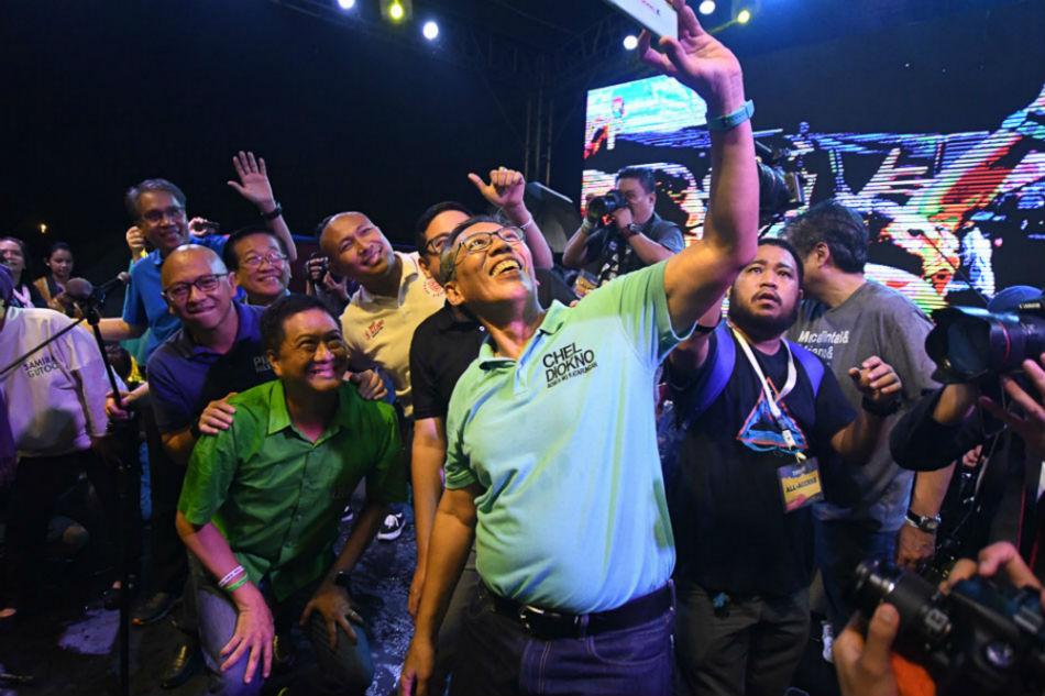 Otso Diretso poised to lose badly; Bam Aquino fights for last spot 1
