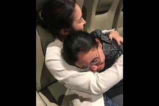 'It was just so good': Claudia Barretto, naiyak sa pelikula ng kapatid na si Julia