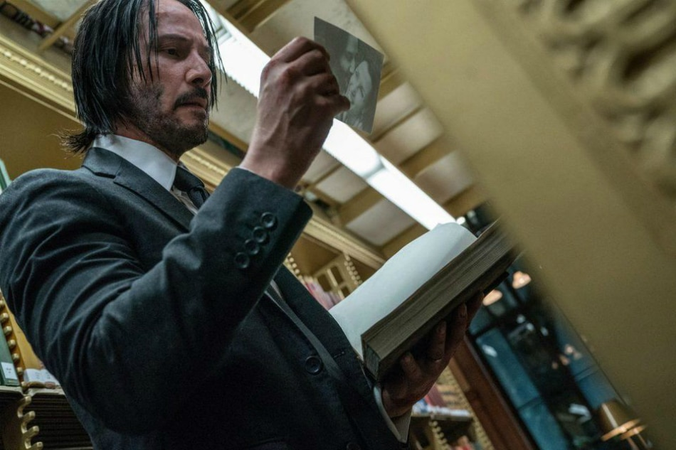 Weekend box office: 'John Wick 3' nets $57M, dethrones 'Avengers'
