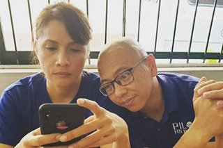 'Tanggap na tanggap naman': Agot Isidro says she accepts Hilbay's loss