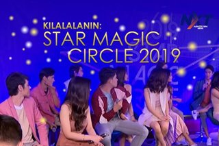 Kilalanin: Star Magic Circle Batch 2019