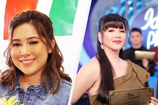 Moira on 'clash' with Regine on 'Idol PH': What happens on the table, stays on the table