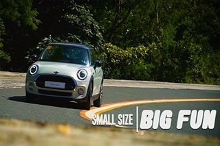 2019 Mini Cooper 3-Door Review