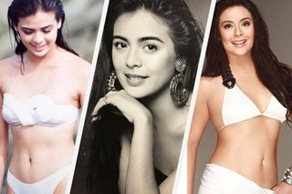 'Hanap sa baul': Dawn Zulueta's throwback photos prove her beauty is timeless