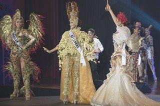 SILIPIN: Mga eksena sa national costume competition ng Bb. Pilipinas 2019