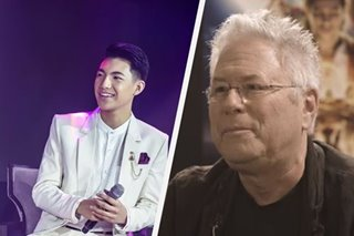 WATCH: Darren gets special message from Disney legend Alan Menken