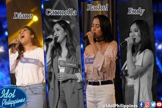 'Idol Philippines': Female singers charm with Lani Misalucha hit