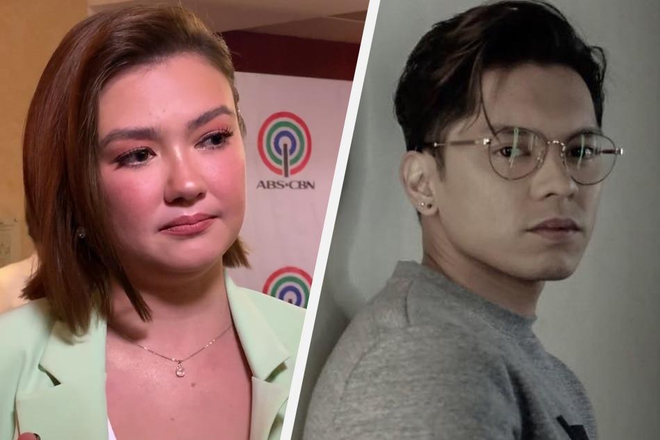 Angelica Panganiban on Carlo Aquino: 'Hindi siya nag-e-exist sa life ko ngayon'