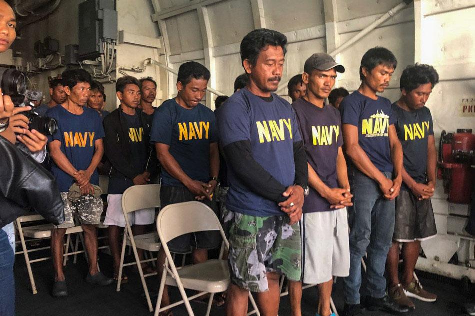 Palace: No meeting between Duterte, Filipino fishermen about China 'hit and run'