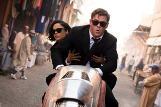 'Men in Black: International' leads box office with muted $28M