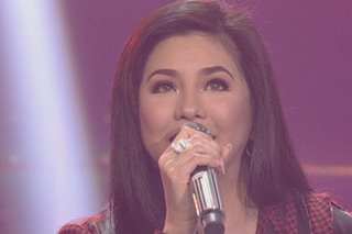 WATCH: Regine Velasquez, Ebe Dancel collaborate on 'ASAP'