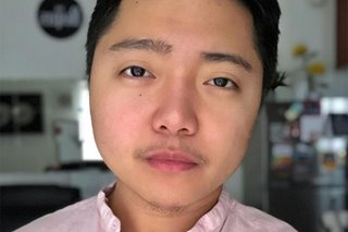 Is Jake Zyrus showing off facial hair in new social media post?