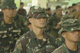 Matteo Guidicelli nakakuha ng pinakamataas na grado sa military training