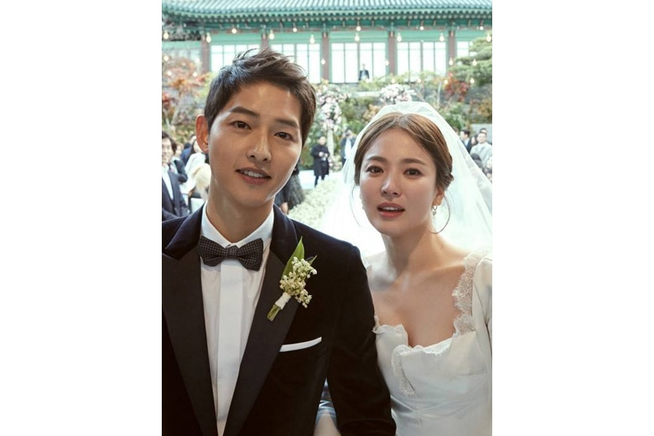 K-drama superstar Song-Song couple files for divorce