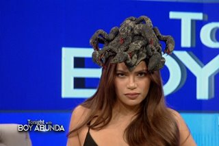WATCH: Denise Laurel wows with Valentina 'audition'
