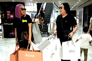 WATCH: Vice Ganda goes to Hong Kong to shop for a day